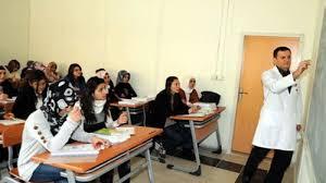 Özel öğretim kursları için yeni yasal düzenleme geliyor.