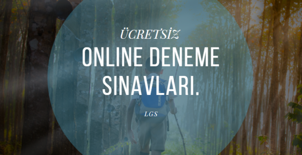 LGS Online Deneme Sınavları