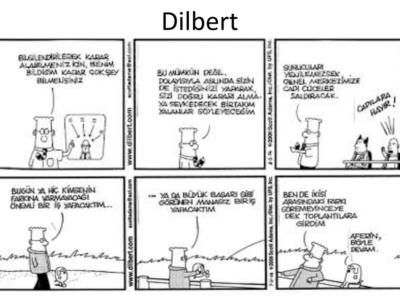 Dilbert İlkesi: Yetersizlerin İşte Yükselmesi